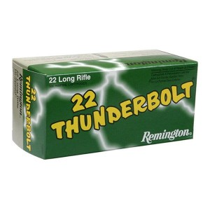 Remington .22LR HV Thunderbolt - 2,6g/40gr